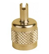 Заглушка для сервисного соединения Castel 8392/B