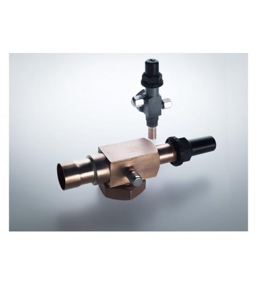 Вентиль типа Rotalock под пайку Dena Line 38104R VRTL Q20