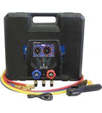 Манометрический коллектор электронный MASTERCOOL MC-99926-BT2