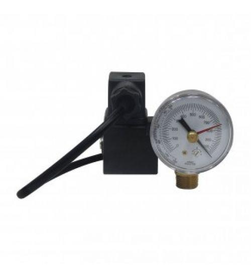 Соленоидный вентиль с вакуумметром Mastercool MC-90066-SV