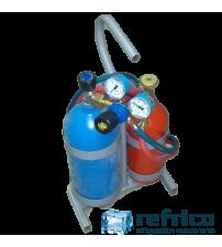 Комплект газосварочный (пропан+кислород) ПГС-4/2