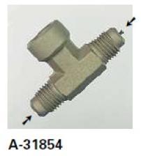 Тройник соединитель REFCO A-31854